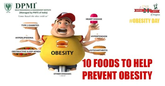 10 Foods to help prevent obesity