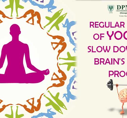 Regular Practice of Yoga can Slow Down your Brain's Ageing Process